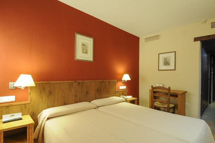 Hotel GHM Monachil in Sierra Nevada, Andalucia, Spain