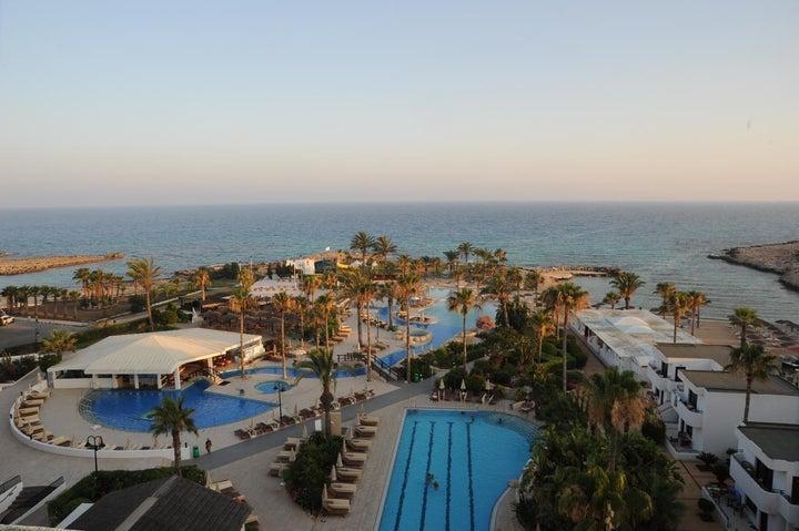 Adams Beach Hotel In Ayia Napa Cyprus