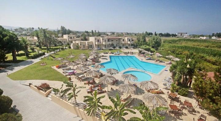 Roselands Hotel in Marmari, Kos, Greek Islands
