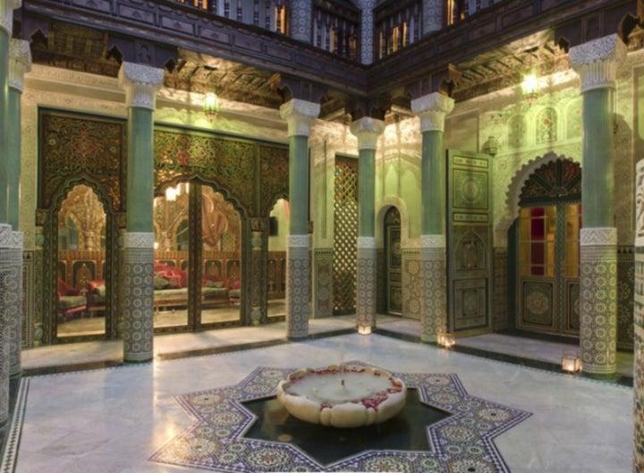 Mumtaz Mahal in Essaouira, Morocco