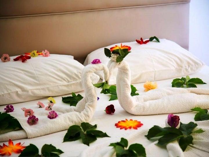 Sea Bird Hotel in Altinkum, Aegean Coast, Turkey
