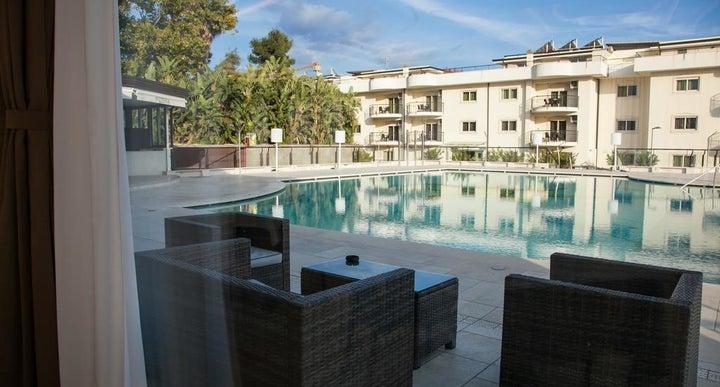 4 Spa Resort Hotel In Catania Sicily Italy