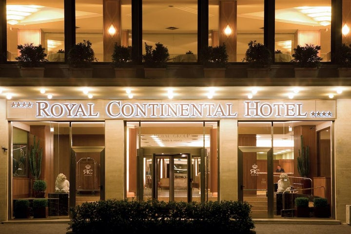 Royal Continental in Naples, Neapolitan Riviera, Italy