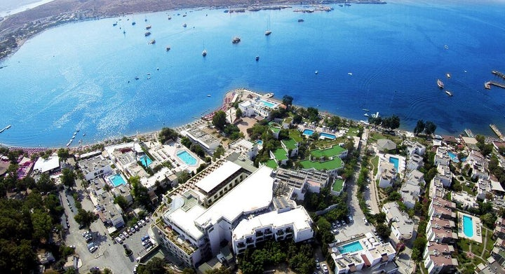 Royal Asarlik Beach Hotel & Spa in Gumbet, Aegean Coast, Turkey