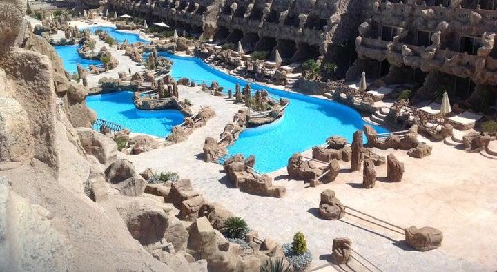 Caves Beach Resort Hurghada Image 17