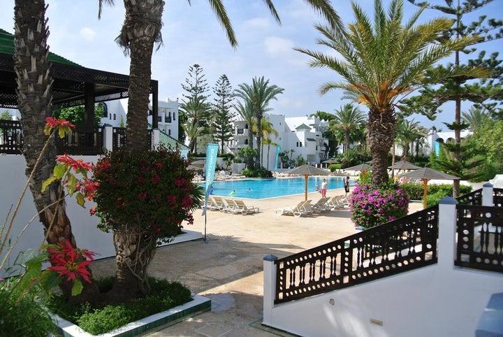 Les Jardins d'Agadir Club in Agadir, Morocco