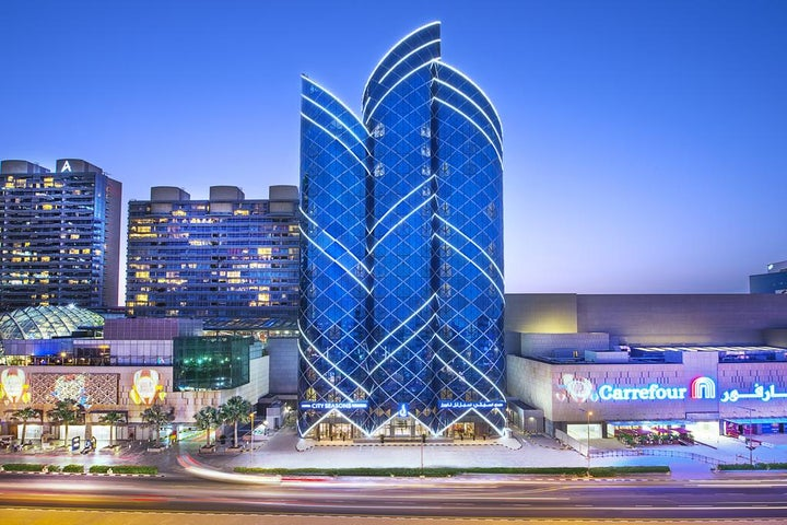 City Seasons Towers in Dubai City, Dubai, United Arab Emirates