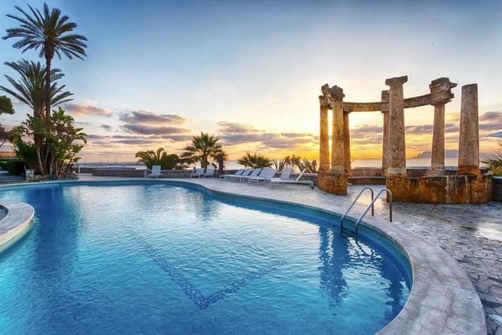 Grand Hotel Villa Igiea in Palermo, Sicily, Italy