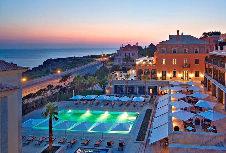 Grande Real Villa Italia in Cascais, Lisbon Coast, Portugal