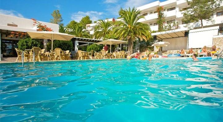 San Miguel Park/Esmeralda Mar in Puerto San Miguel, Ibiza, Balearic Islands