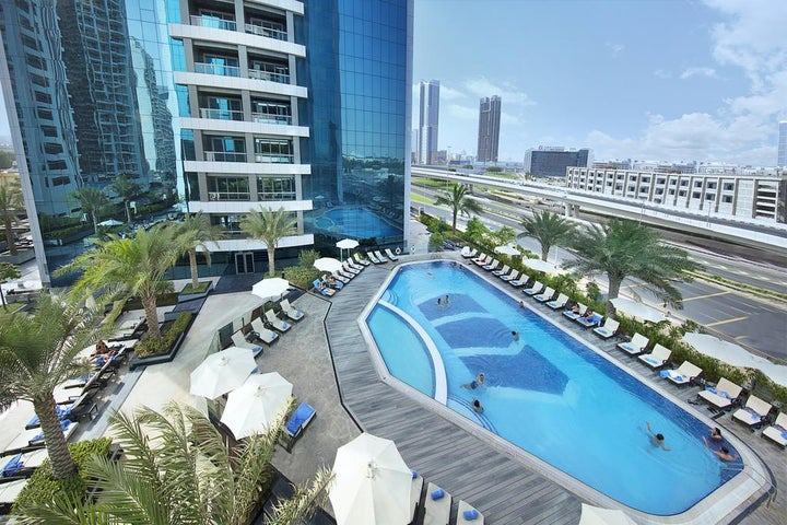 Atana Hotel in Dubai City, Dubai, United Arab Emirates