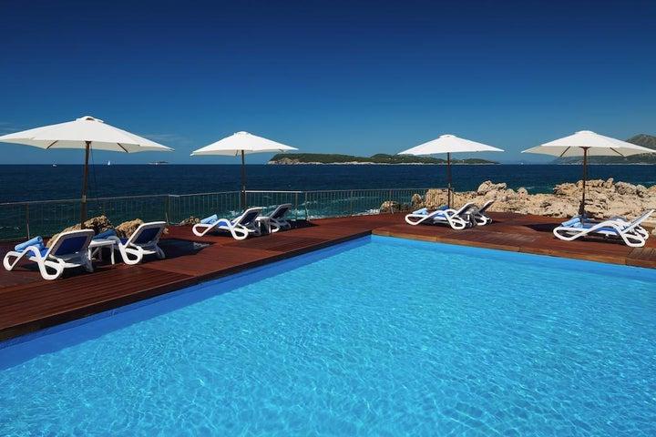 Hotel Neptun in Dubrovnik, Dubrovnik Riviera, Croatia