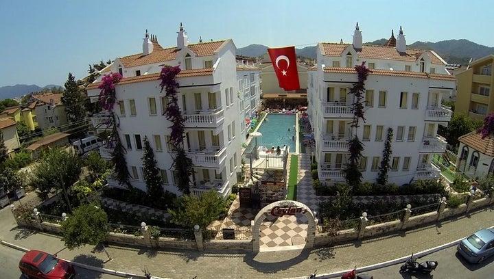 Club Ceylan Apart Hotel in Marmaris, Dalaman, Turkey