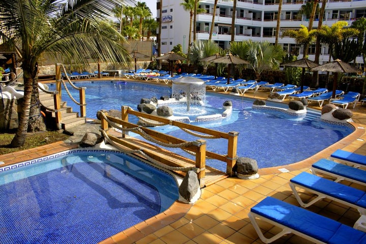 Maritim Playa in Playa del Ingles, Gran Canaria, Canary Islands