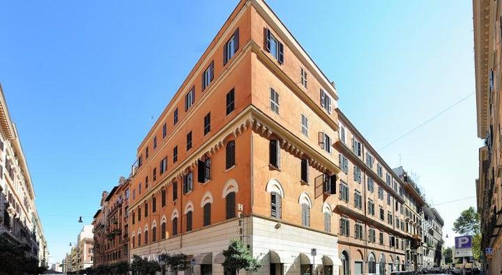 Hotel Apogia Lloyd Rome in Rome, Italy