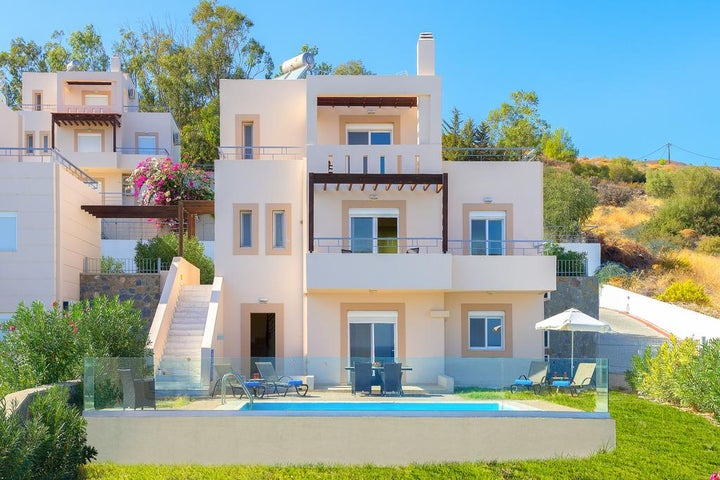 Athoniki Villas in Kalathos, Rhodes, Greek Islands