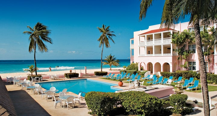 Southern Palms Beach Resort In Christchurch Barbados