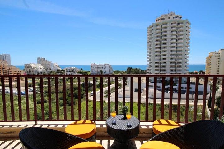 Clube Praia Mar in Portimao, Algarve, Portugal