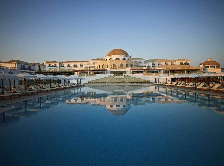 Mitsis Laguna Resort in Anissaras, Crete, Greek Islands
