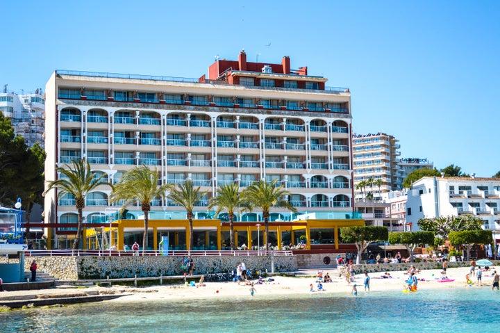 Comodoro Playa Hotel Image 1