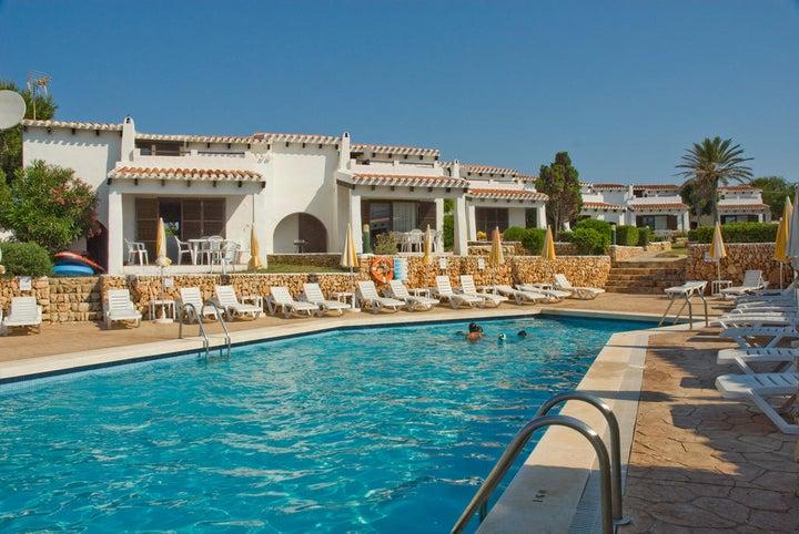 Apartments Binibeca Beach in Binibeca, Menorca, Balearic Islands