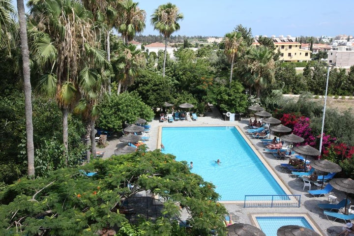Veronica Hotel in Paphos, Cyprus