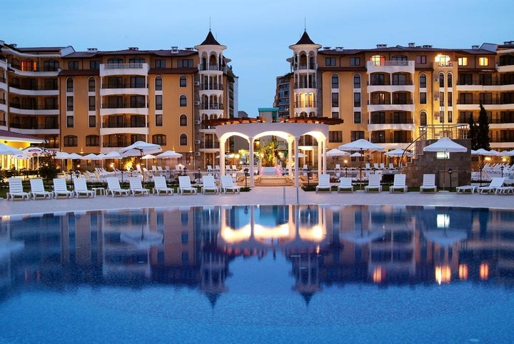 Royal Sun Apartments in Sunny Beach, Bulgaria