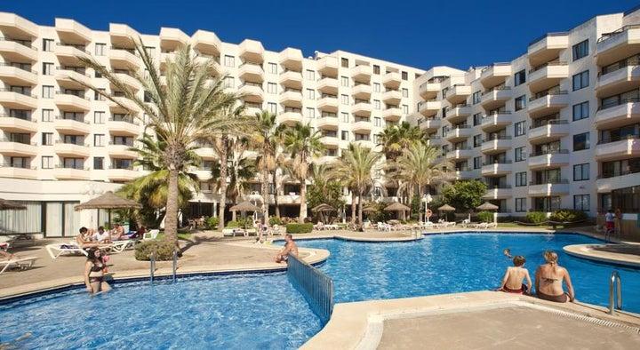 TRH Jardin Del Mar Hotel in Santa Ponsa, Majorca, Balearic Islands