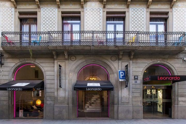 Leonardo Hotel las Ramblas in Barcelona, Costa Brava, Spain