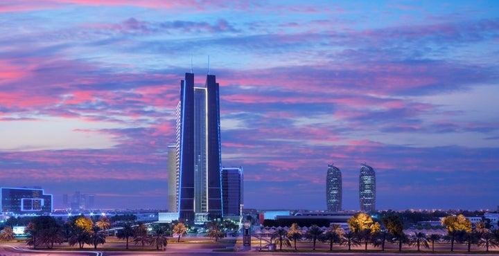 Dusit Thani Dubai in Dubai City, Dubai, United Arab Emirates