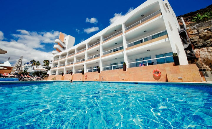 Altair Apartments in Puerto Rico (GC), Gran Canaria, Canary Islands