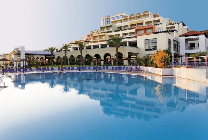 Kipriotis Panorama Hotel & Suites in Kos Town, Kos, Greek Islands