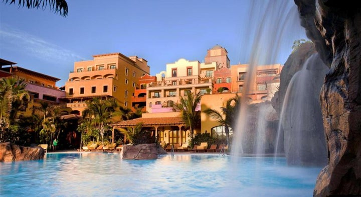 Europe Villa Cortes Hotel in Playa de las Americas, Tenerife, Canary Islands
