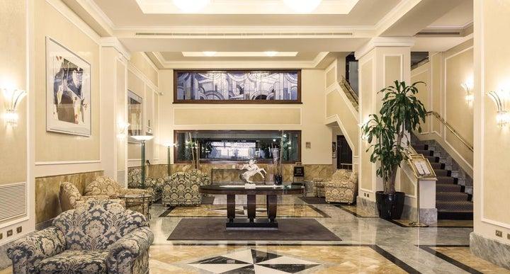 Adi Doria Grand Hotel Milan