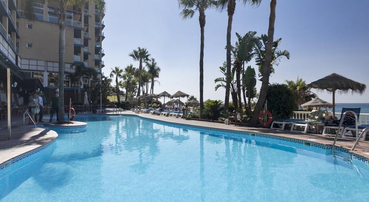 Best Benalmadena Hotel in Benalmadena, Costa del Sol, Spain