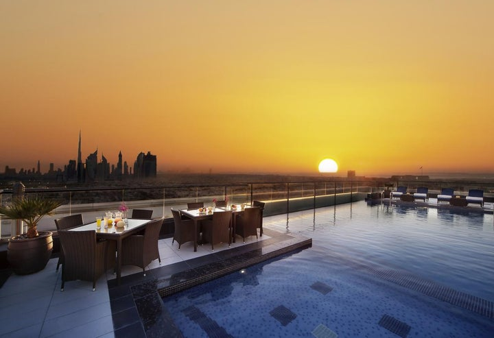 Park Regis Kris Kin Hotel in Dubai City, Dubai, United Arab Emirates