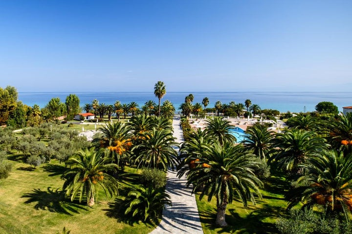 Kassandra Palace Hotel and Spa in Kriopigi, Halkidiki, Greece