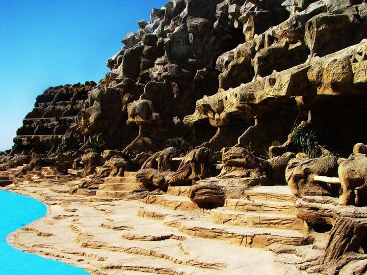 Caves Beach Resort Hurghada Image 73