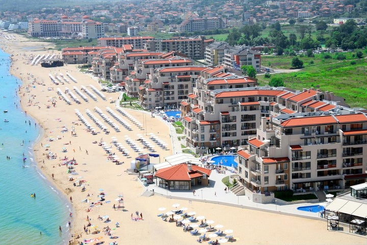 Obzor Beach Resort in Obzor, Bulgaria