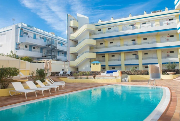 Apartments Dolores in Playa del Ingles, Gran Canaria, Canary Islands