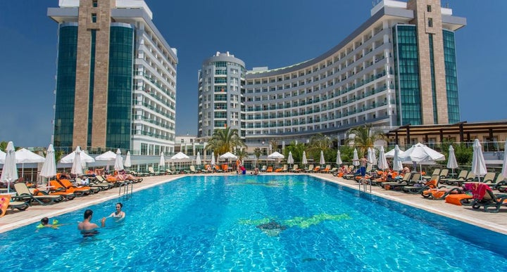 Hotels Near Antalya Airport