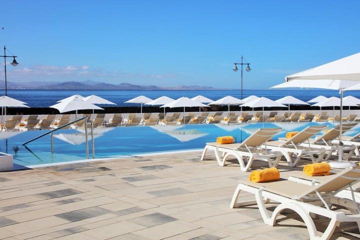 Iberostar Lanzarote Park Aparthotel in Playa Blanca, Lanzarote, Canary Islands