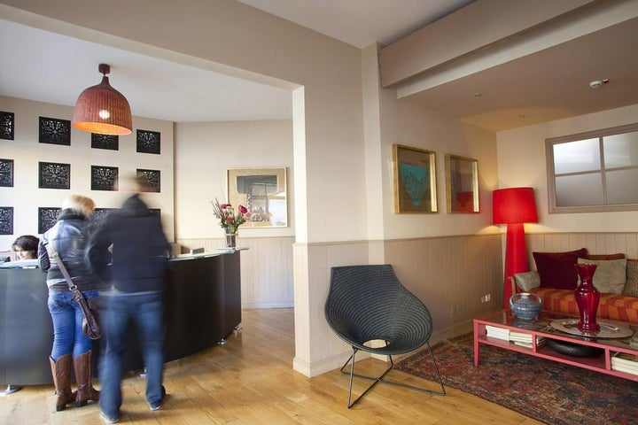 City Guest House Hotel in Rome, Italy