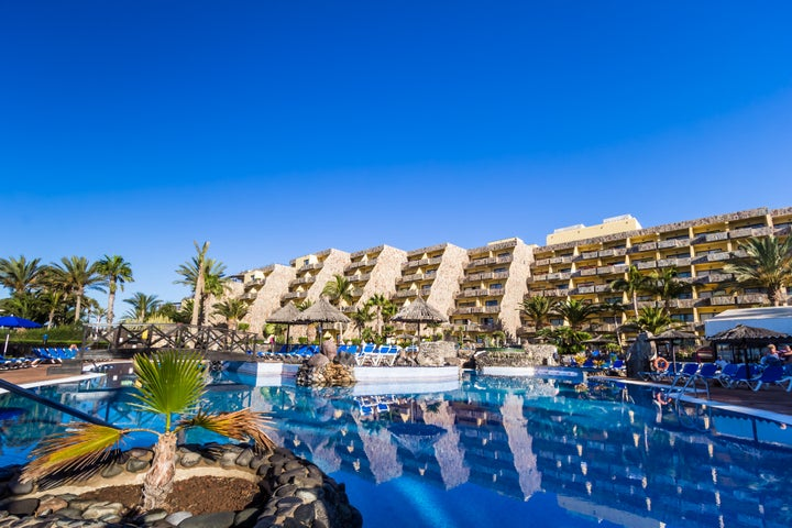 BlueBay Beach Club in San Agustin (GC), Gran Canaria, Canary Islands