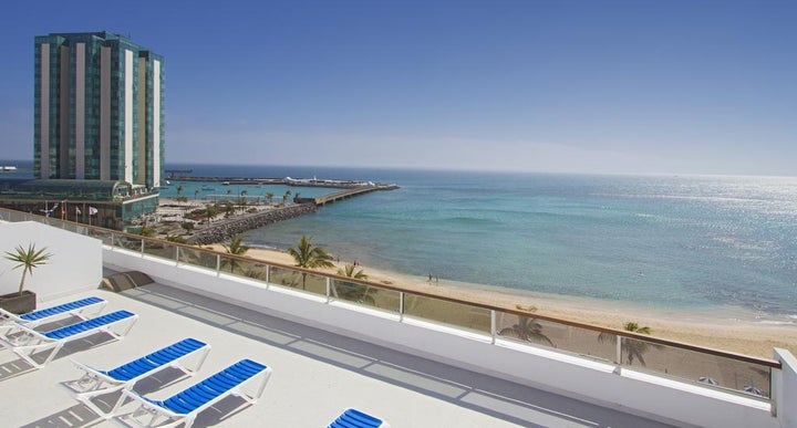 Hotel Lancelot Lanzarote Reviews
