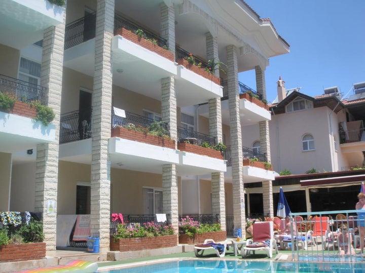 Ozlem 1 Apartments Icmeler in Icmeler, Dalaman, Turkey
