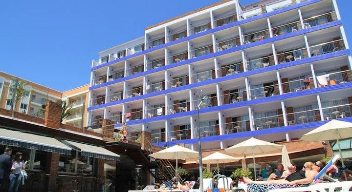 H.TOP Palm Beach Hotel in Lloret de Mar, Costa Brava, Spain