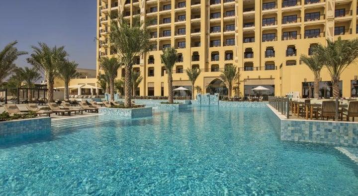 Double Tree Resort by Hilton Marjan Island in Ras al Khaimah, Ras al Khaimah, United Arab Emirates