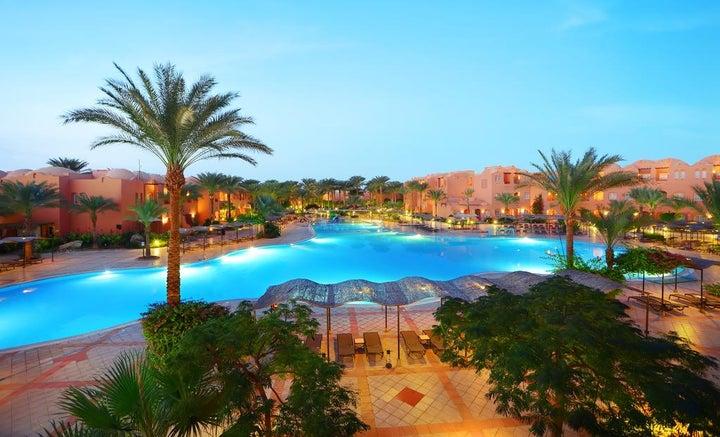 Jaz Makadi Oasis Resort & Club in Hurghada, Red Sea, Egypt