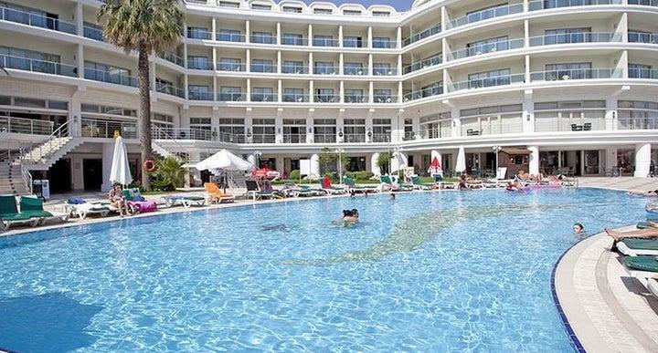 Pineta Park Deluxe Hotel Marmaris Turkey